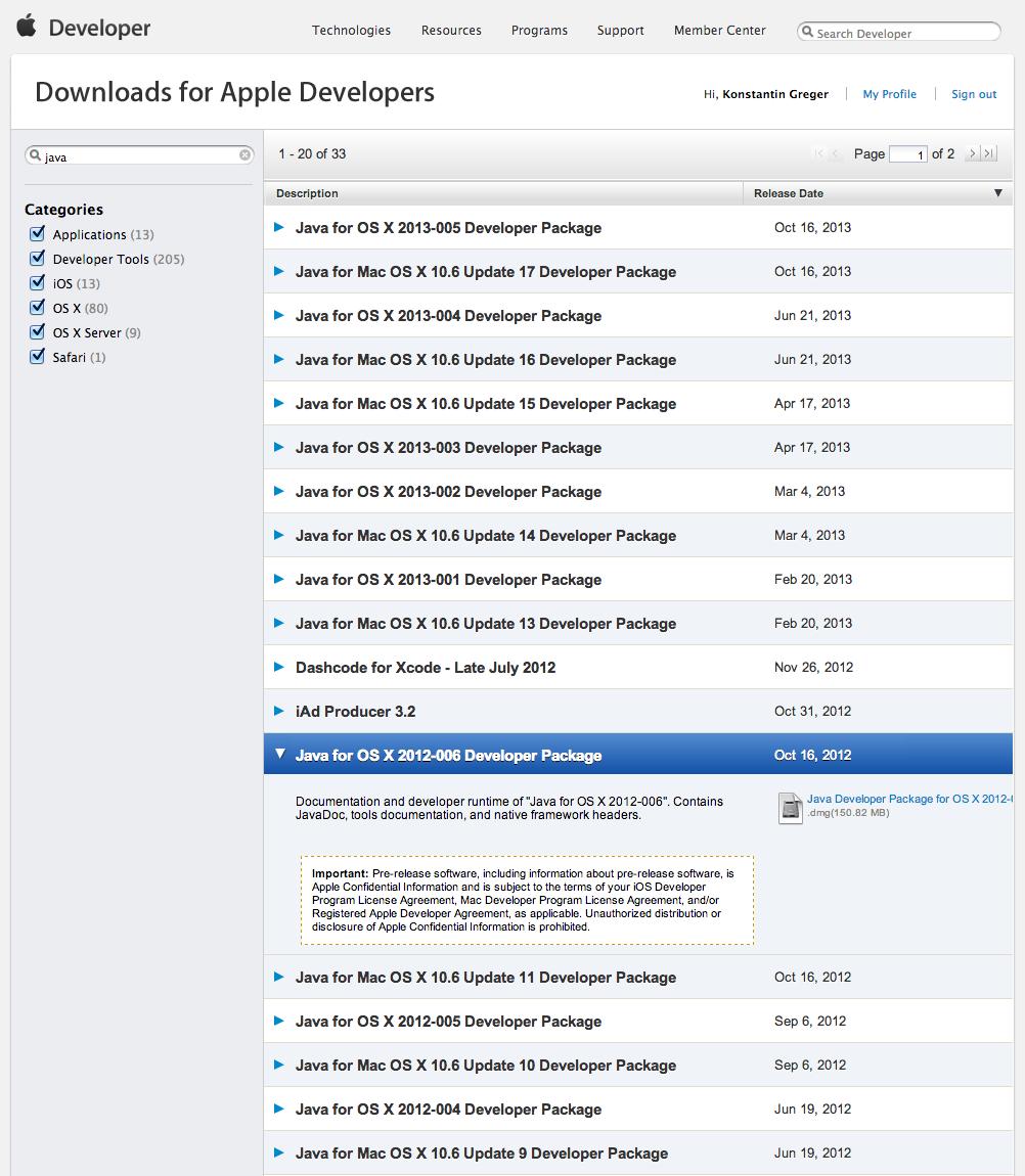 Jdk 1 7 0 80 download 64 bit   CentOS 7: JDK 1 7 0_80