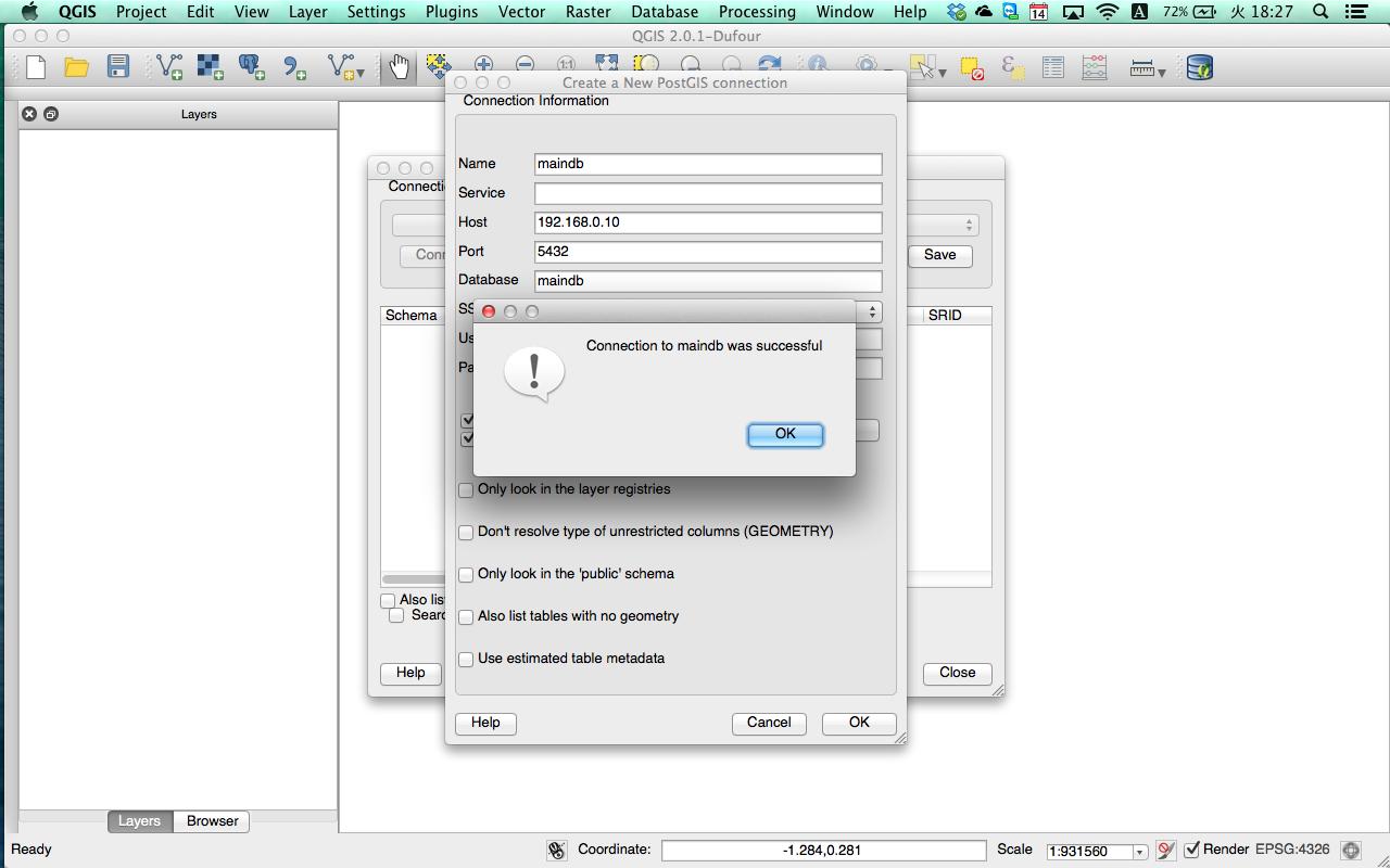 Setting up QGIS 2 on MacOS X 10 9 Mavericks – Konstantin Greger