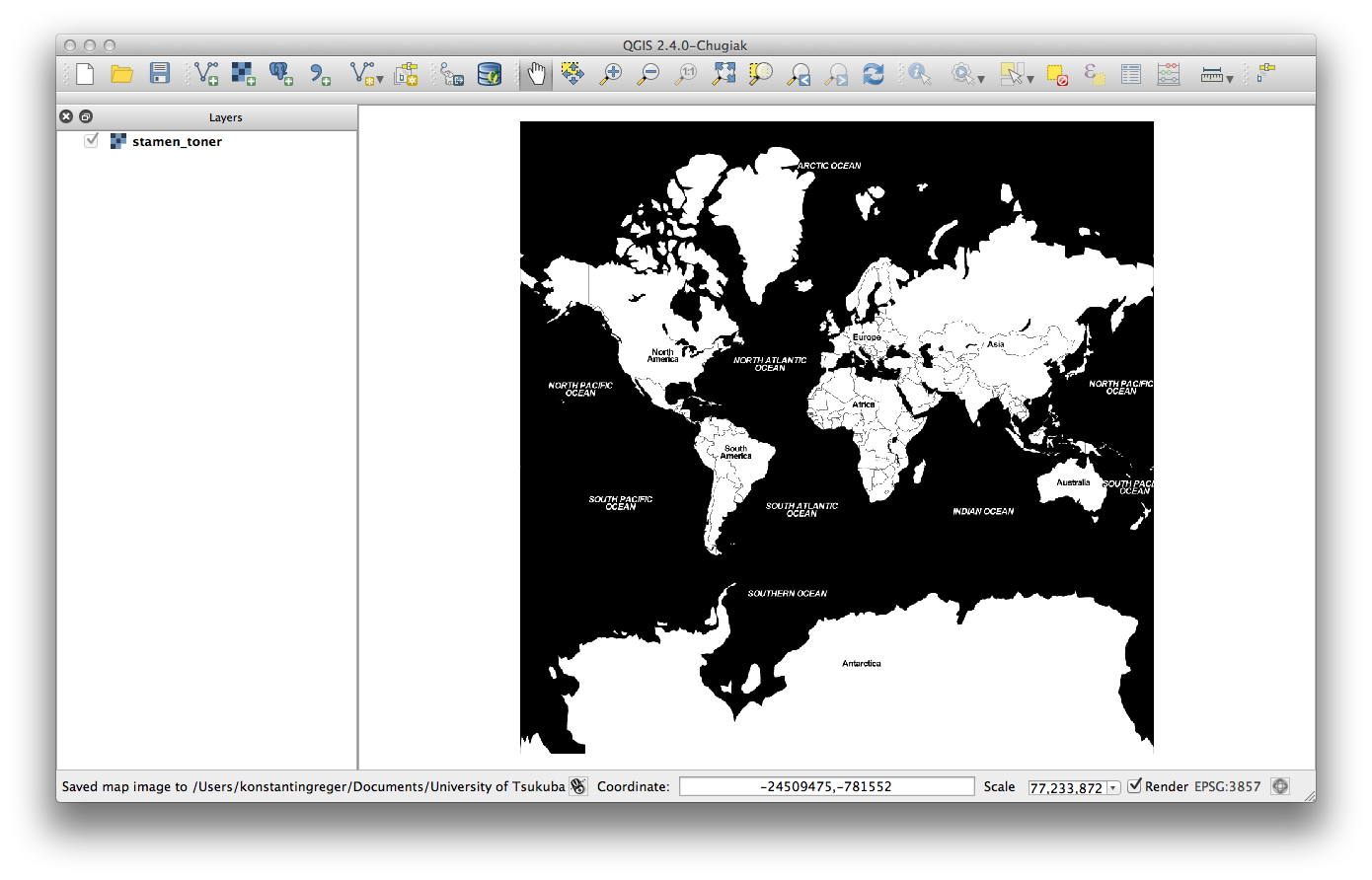 tableau map layers with Using Map Tile Servers In Qgis 2 4 on How To Create Concentric Circles In Powerpoint as well 4 Quick Design Tips Maps furthermore Layers Panel Icon 27554 further Using Map Tile Servers In Qgis 2 4 likewise Paperboard.